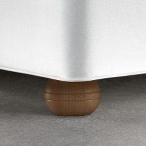 B1 Wooden Bun Foot