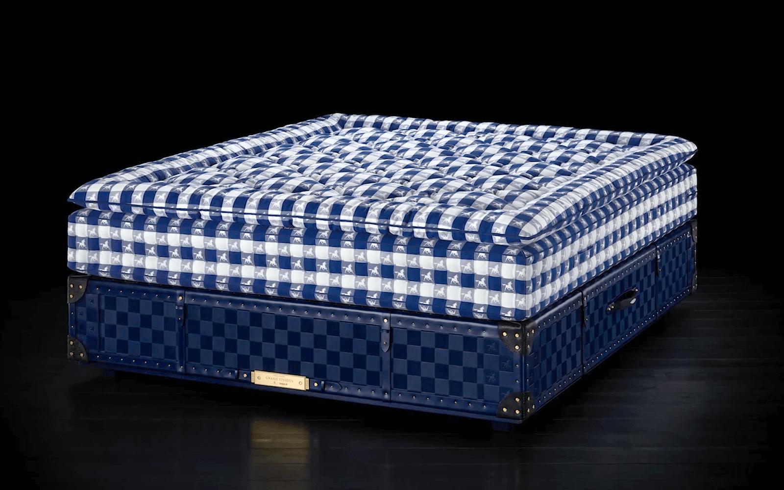 Hastens najdroższe łóżko świata Oferta Vispring