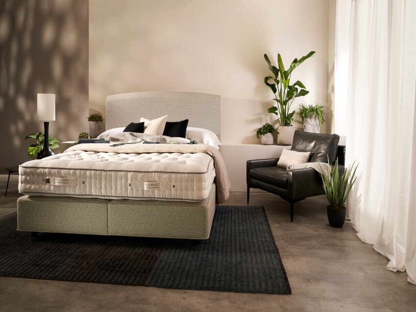 lożko 4 W jaki sposób zbudowane są luksusowe łóżka?