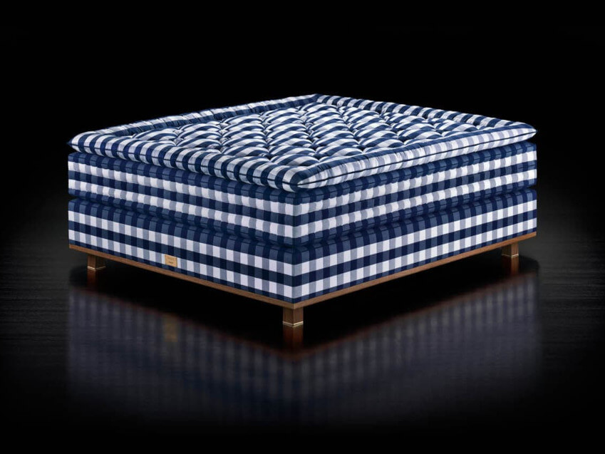 ko 7 Materiały używane do produkcji łóżek najwyższej klasy